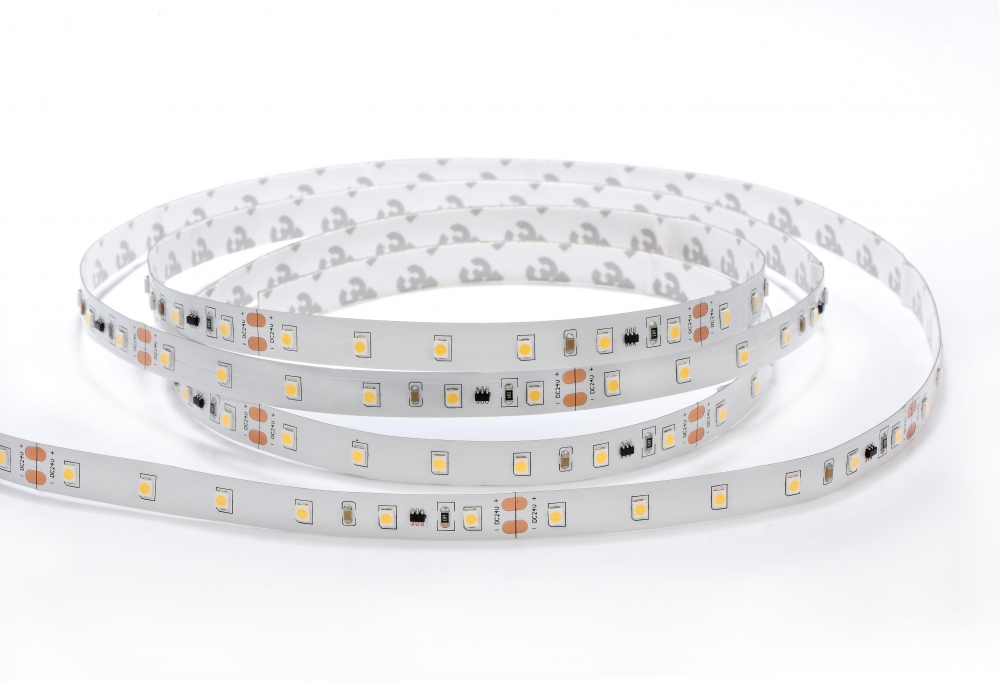 Fita LED Branco Quente Impermeável IP65 IRC 95+ SMD 2835